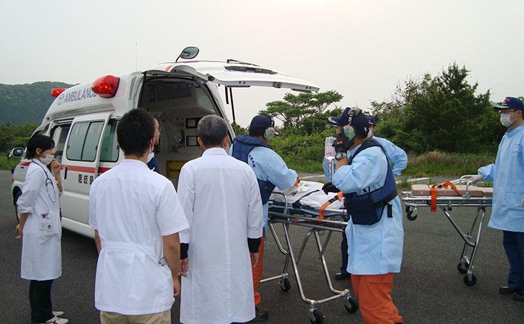 離島医療で働く