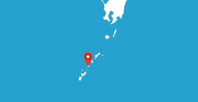 沖永良部徳洲会病院の地図