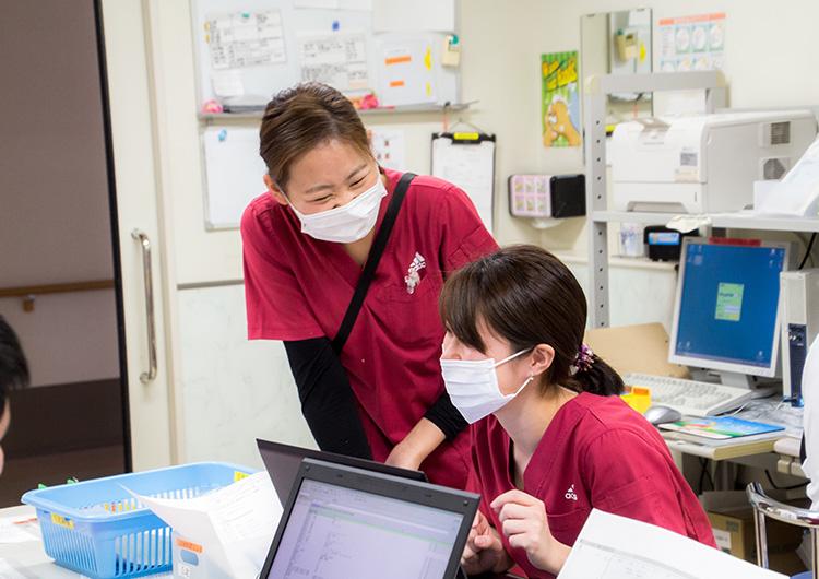 長崎県五島中央病院 RIKAjob