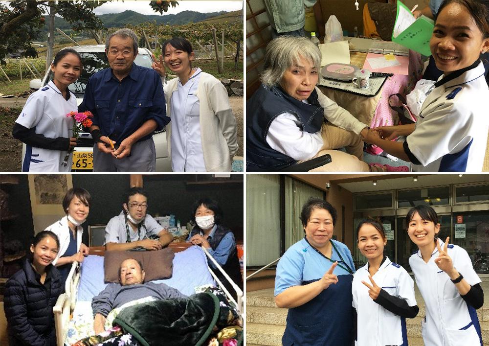 僻地 医療 カンボジア看護師ソペアさん、日本の病院を初体験!(山梨市立牧丘病院)