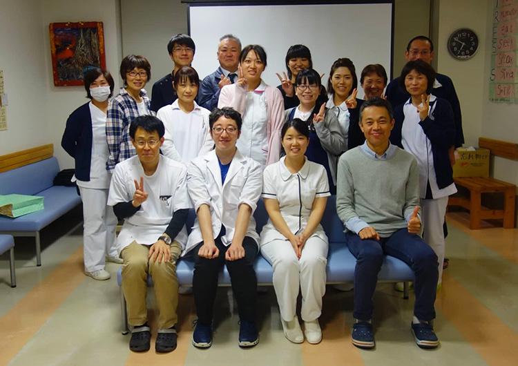 本吉病院での学び 離島僻地 看護師