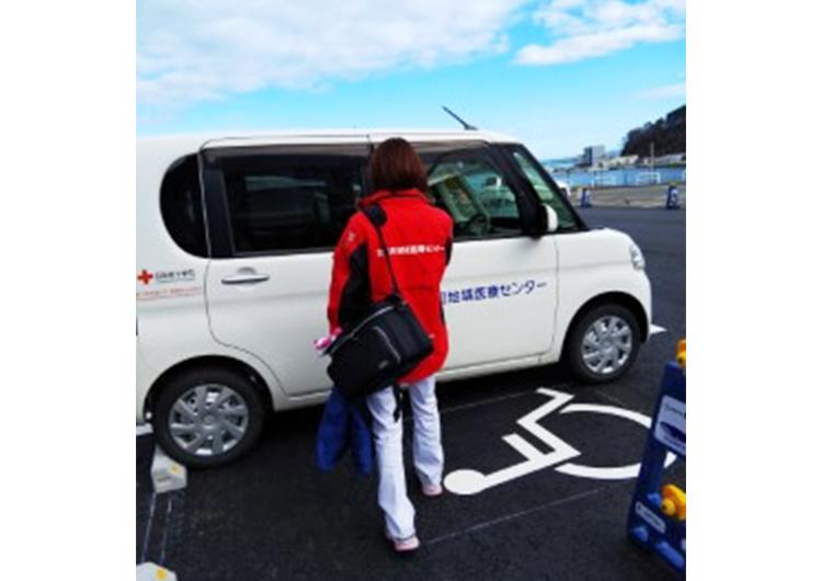 女川町へようこそ。 僻地 看護師 派遣
