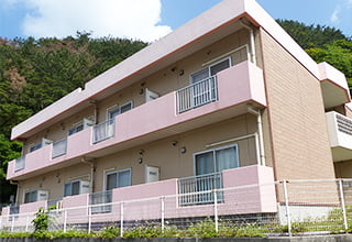 離島 看護師 短期勤務名瀬徳洲会病院 宿舎