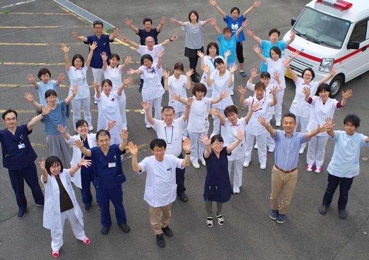 離島 看護師 求人 吉本病院 ジャパンハート