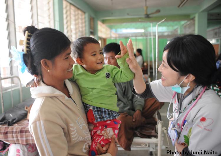 7月1日よりジャパンハートの新たなAC広告の展開が開始。日本国内外で「医療の届かないところに医療を届ける」活動16年、進化を続ける団体の未来