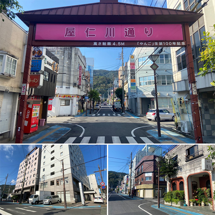 離島 看護師 名瀬徳洲会病院より、宿舎と病院周辺を紹介します!