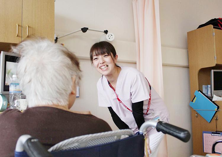 庄内余目病院 ジャパンハート 看護師