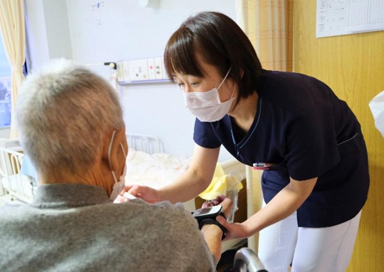 看護師 キャリア 訪問看護 大間病院